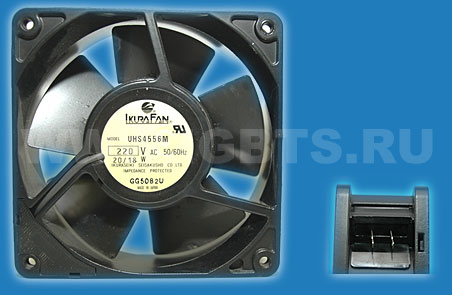 Вентилятор Ikura Seiki Fan 220V 50/60Hz 20/18W