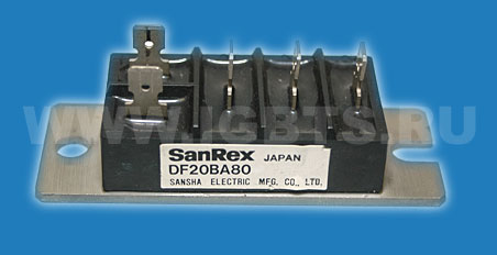 Sanrex Bridge Rectifier 20A 800V