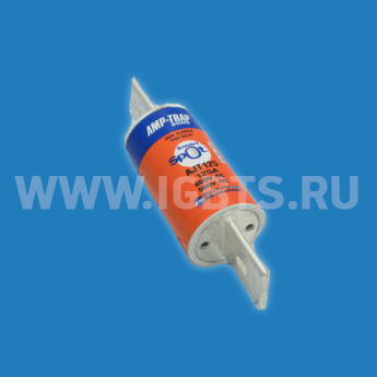 Предохранитель Ferraz Gould Shawmut Fuse 125A 600V Removed From Equipment